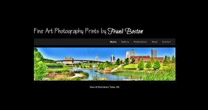 Website - Photography by Frank Boston